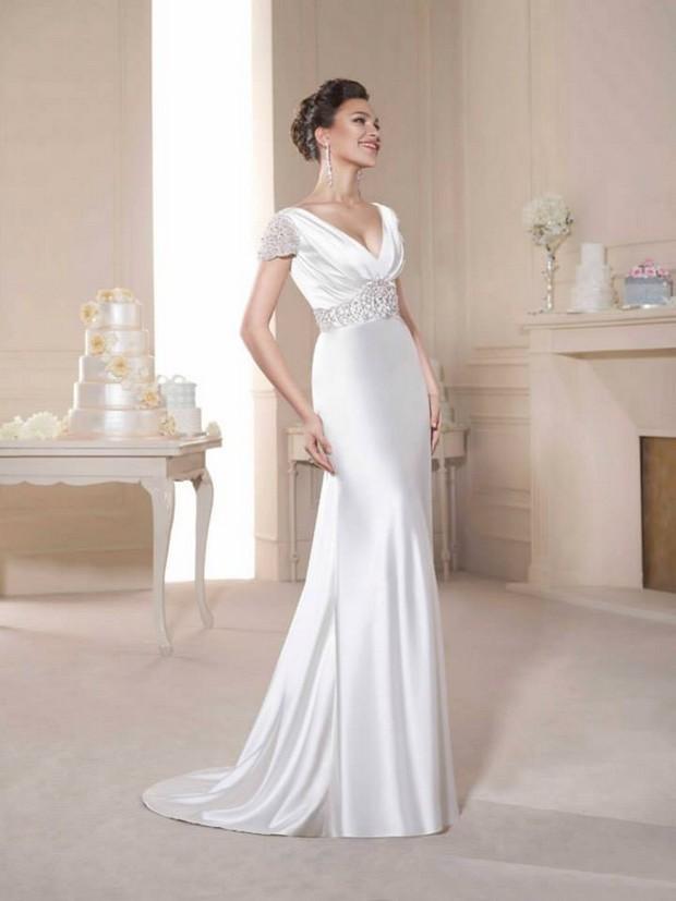 The Elegant, Sophisticated Novia D\'art 2015 Wedding Dress Collection ...