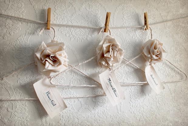 Wedding Trend Personalised Bride Bridesmaid Hangers