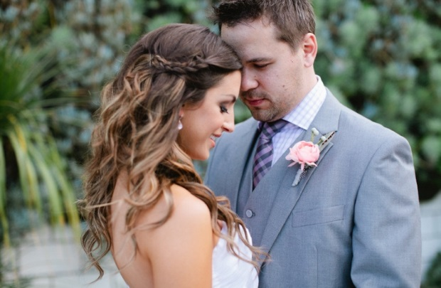 wedding hair trend 2015 down relaxed style
