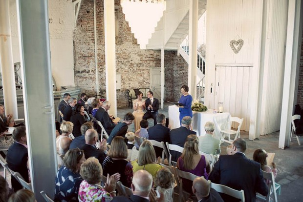 civil wedding ceremony ireland millhouse