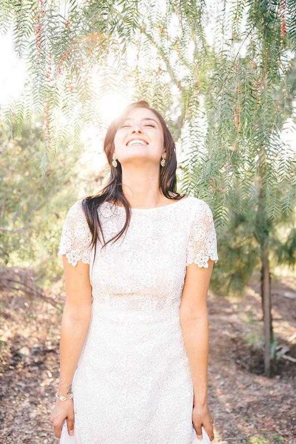 Rue de Seine 2015 Collection Young Love Bella Dress - weddingsonline.ie