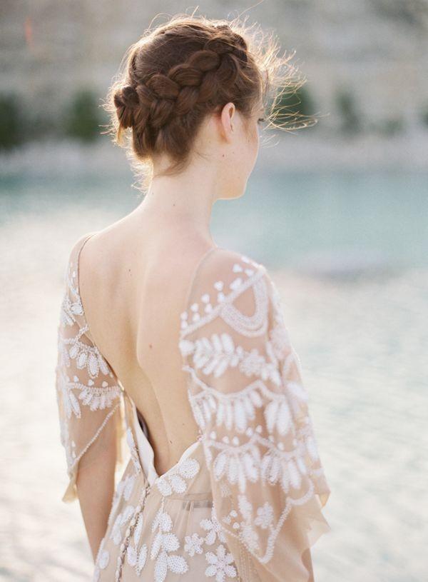 Rue de Seine 2015 Collection Young Love Dahlia Dress - weddingsonline.ie