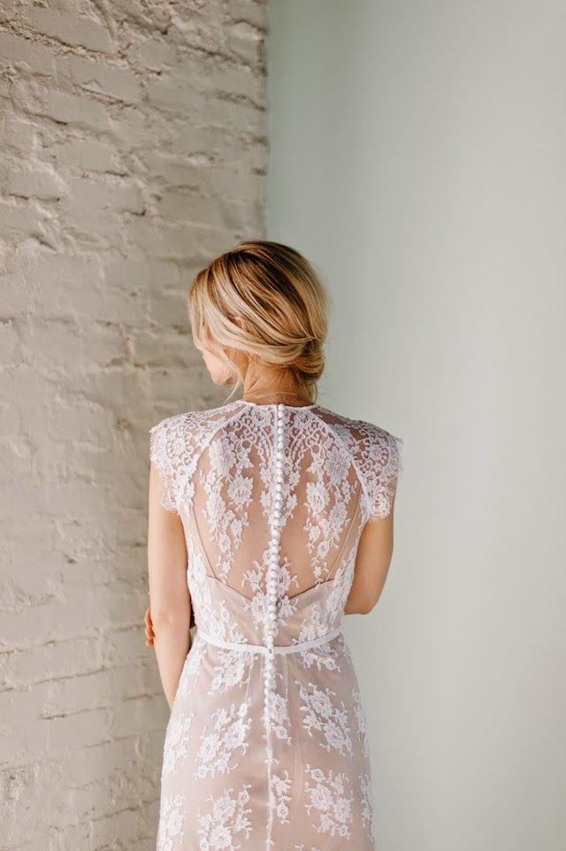 Rue de Seine 2015 Collection Young Love Ivy Dress - weddingsonline.ie