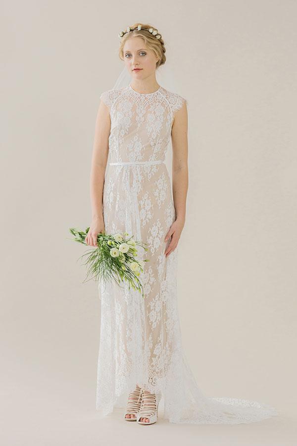 Rue de Seine 2015 Colección Young Love Ivy Dress - weddingsonline.es