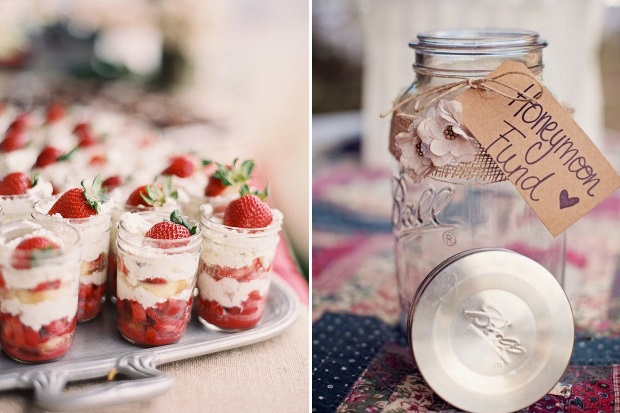 16 Masterful Mason Jar Wedding Ideas