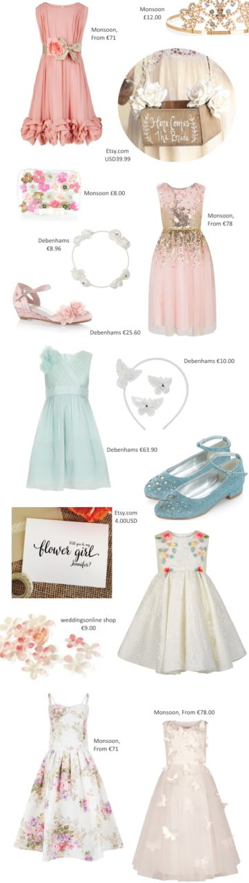 Fabulous Flower Girl Dresses & Gorgeous Gifts | weddingsonline