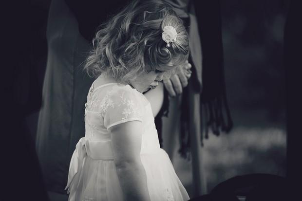 flower-girl-druids-glen-real-wedding