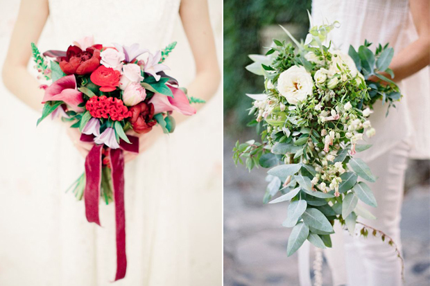 Wedding Bouquet Trends 2015