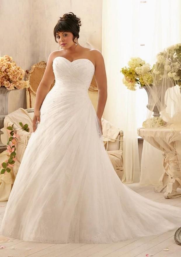 Wedding Dresses Size 20 - Wedding Dress Ideas