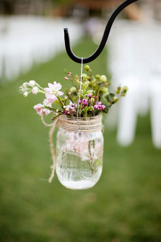 Masterful mason jar wedding ideas weddingsonline