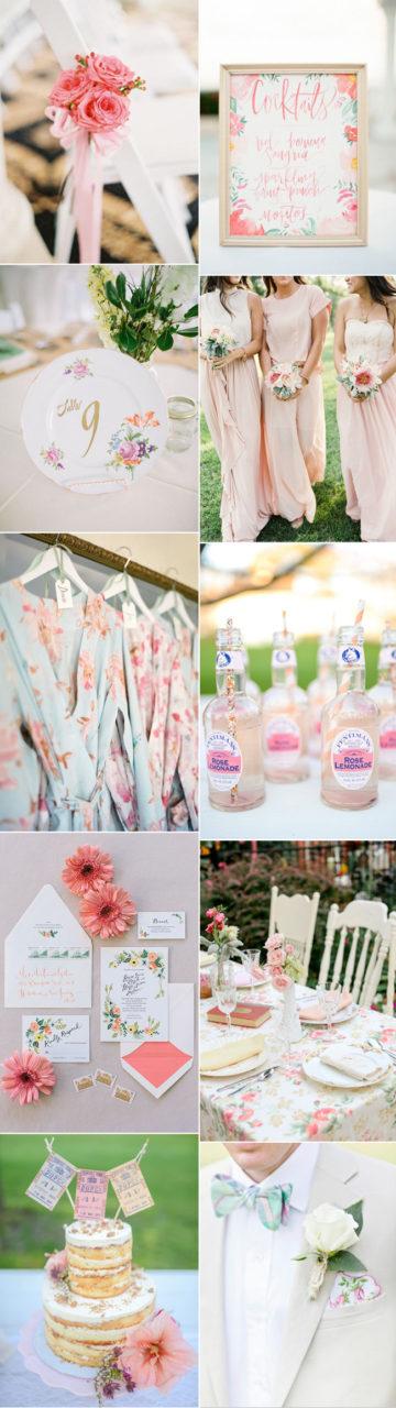 pastel-floral-print-wedding-inspiration-palette