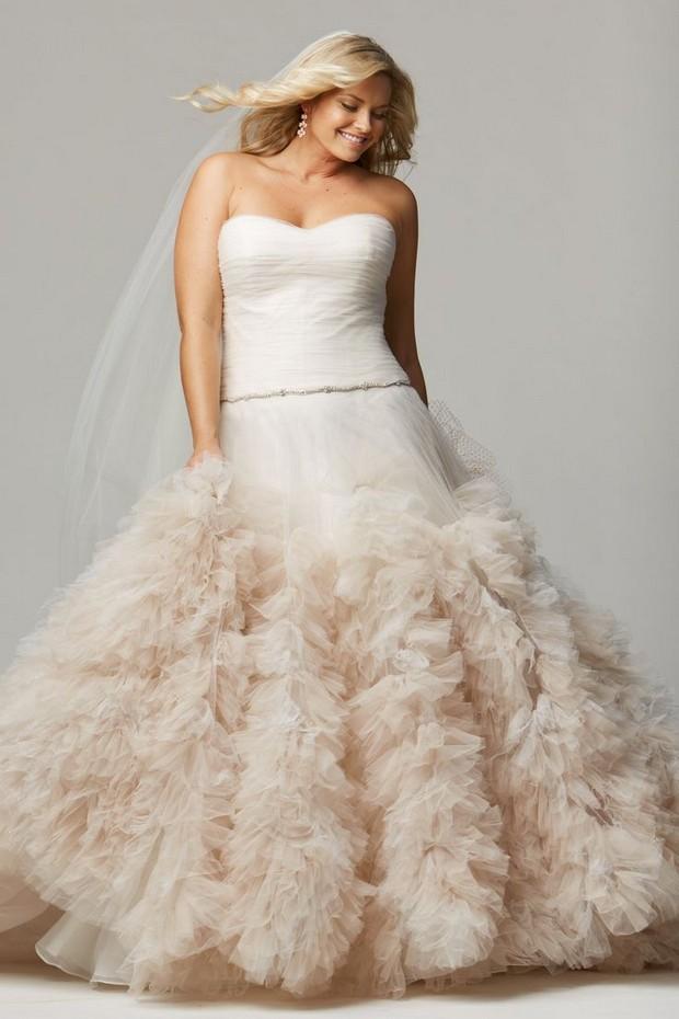 pink-ruffle-plus-size-wedding-dress-wtoo-watters-allegra
