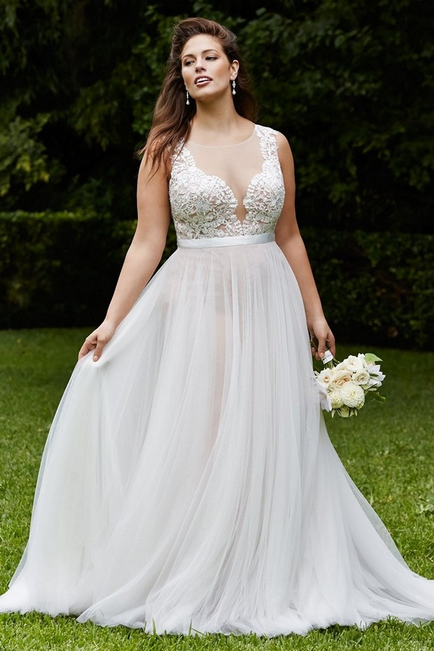 20 Amazing Plus Size Wedding Dresses Weddingsonline