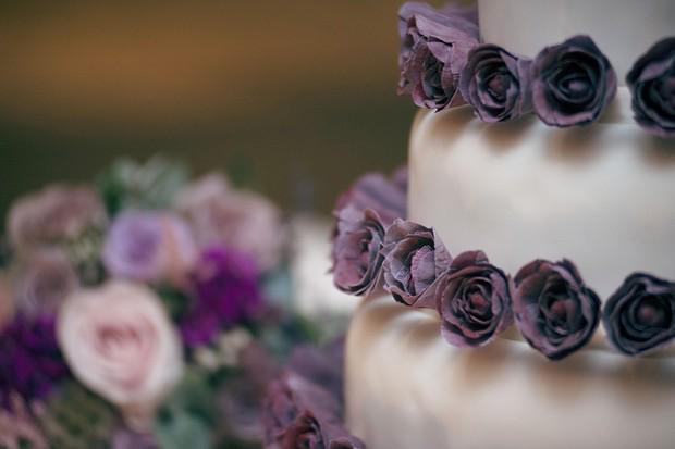 wedding-cake-with-plum-flowers-druids-glen-resort