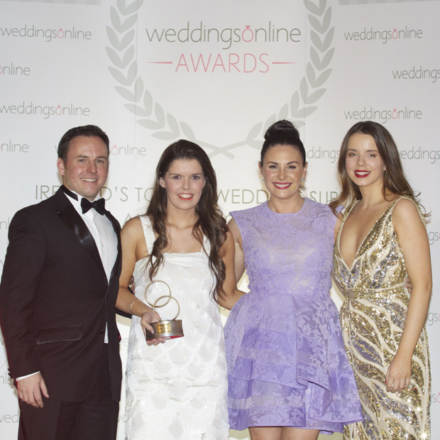 Winners Of The Weddingsonline Awards 2015 Revealed