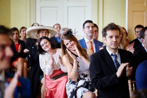 Real Wedding at Luttrelstown Castle Ireland