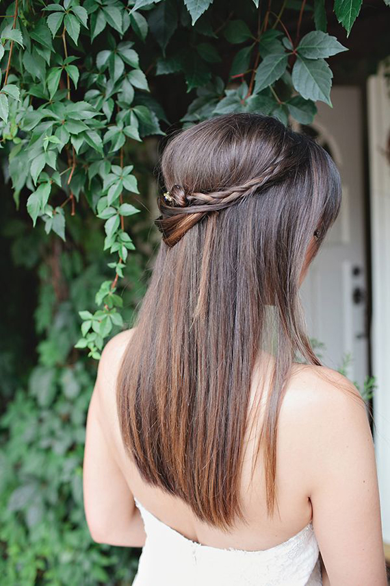 Wedding Hairstyles - 13 Dreamy Ways to Wear Your Hair Down ...