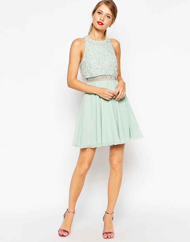 embellished-mint-bridesmaid-dress-asos