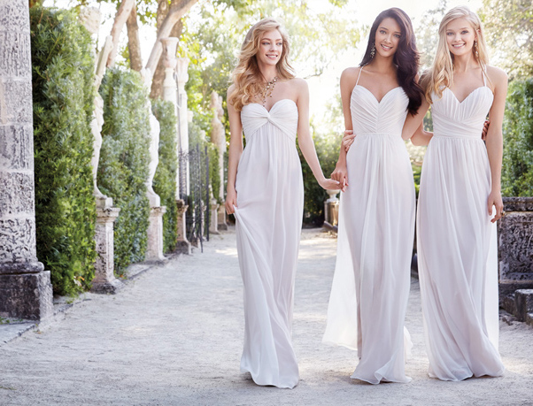 The Dreamiest Dresses - Jim Hjelm Occasions Bridesmaid Collection ...
