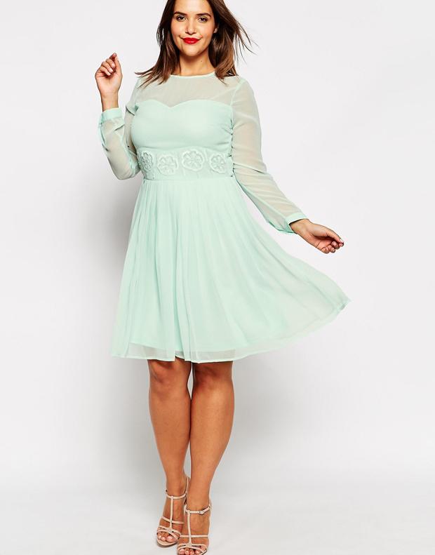 lovedrobe-mint-bridesmaid-dress