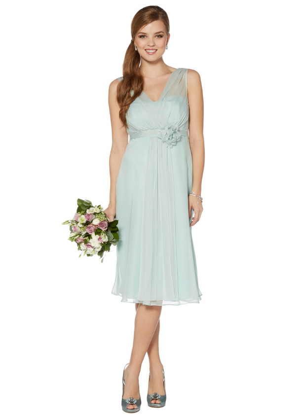 mint-bridesmaid-dress-debenhams