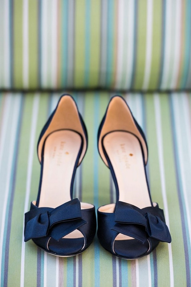 navy kate spade wedding shoes sala