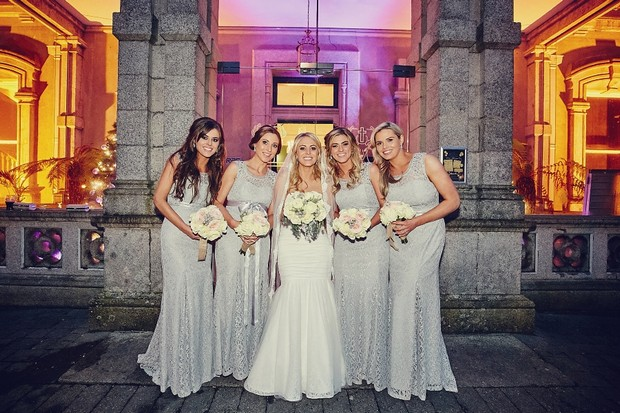 Weddingsonline Real Weddings: Beautiful Bridesmaids Dresses From Our Real Weddings