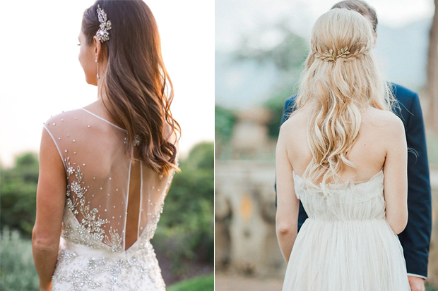 50 Dreamy Wedding Hairstyles For Long Hair: 13 Dreamy Ways To Wear Your Hair Down