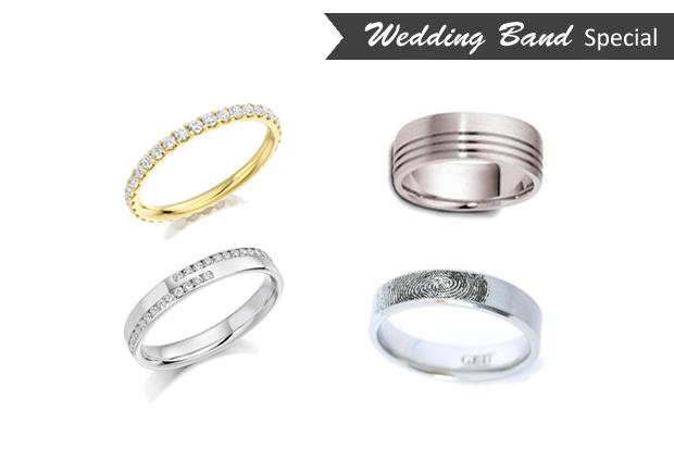 Wedding Rings Fabulous Band Styles
