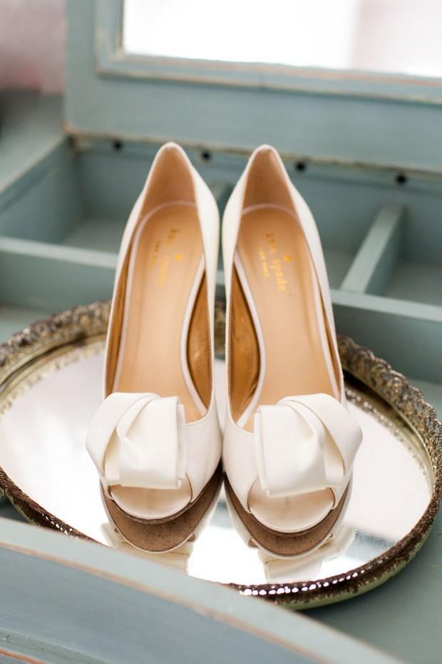 white_ribbon_peep_toe_kate_Spade_wedding_shoes