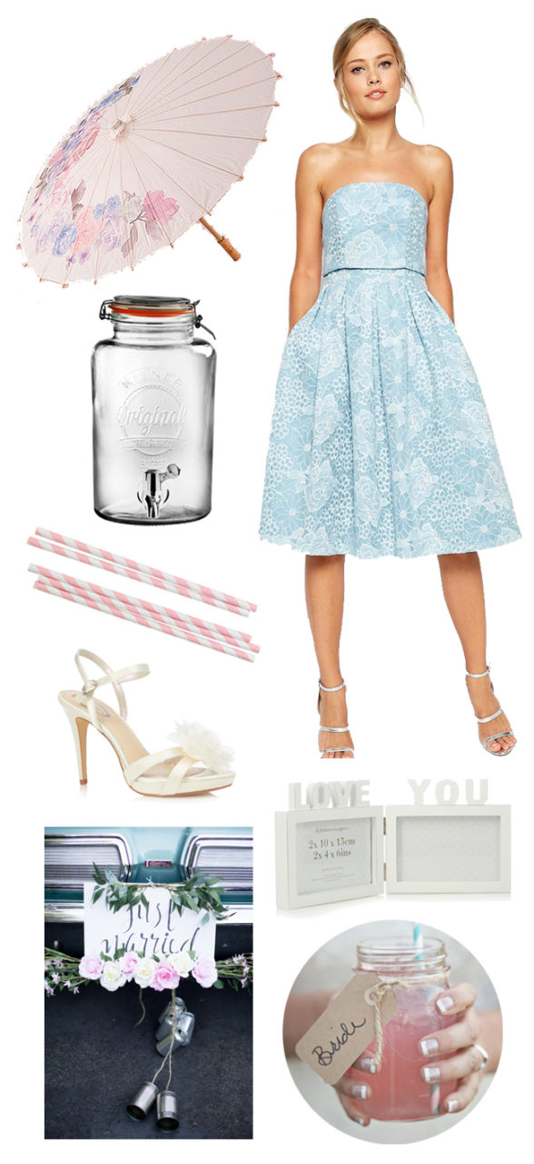 This week s favourite finds sweet summer wedding inspiration