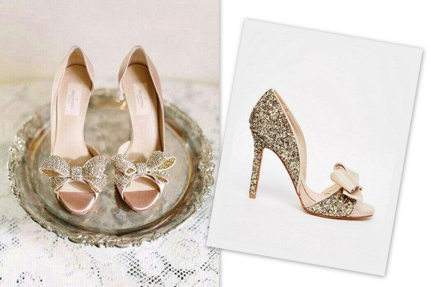 10 Jaw Dropping Wedding Shoes Splurge V Steal Edition