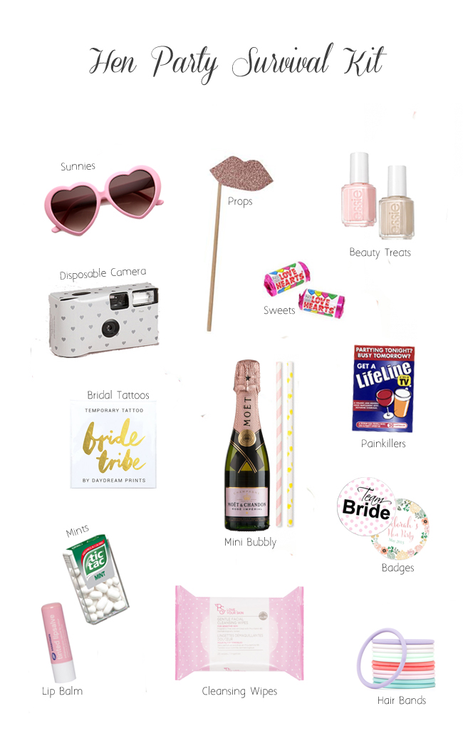 hen-party-survival-kit-ideas
