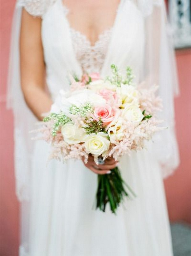 light_pink_rose_spring_Wedding_bouquet