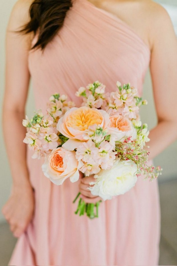 peach_spring_Wedding_bouquet_soft