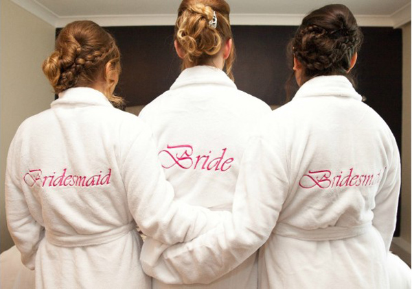 Bride And Bridesmaid Dressing Gowns Ireland - Cheap Wedding ...