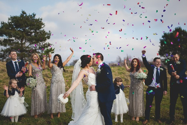 Fun, Laughter, Happy Ever After: Real Wedding by Art ...
