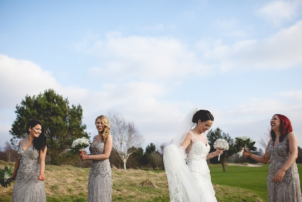 35-real-bridesmaids-dresses-silver-winter-wedding-ireland