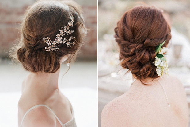Elegant And Timeless A Beautiful Updo Is Por Choice Amongst Brides To Be But As It S Not Something You D Wear Every Other Day Trying Whittle