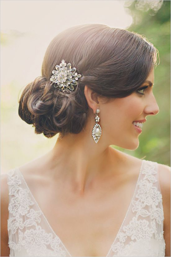 updo wedding hair styles wedding hairstyles 16 bridal updos 6898