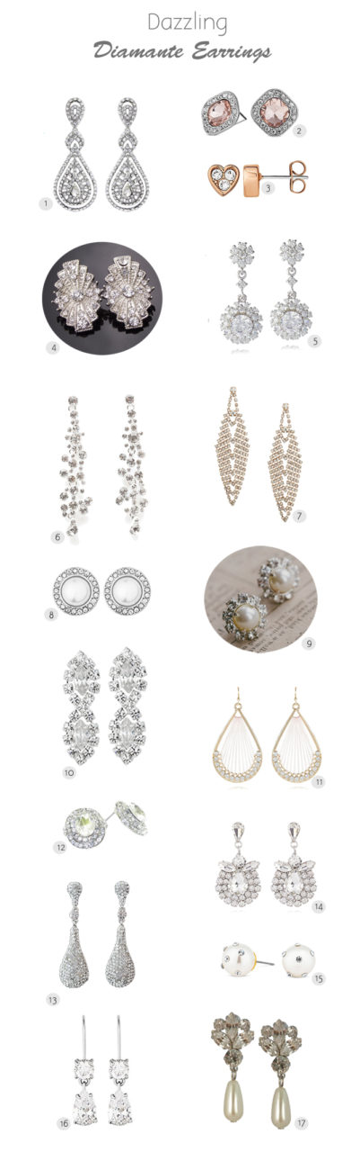 diamante-earrings-for-brides