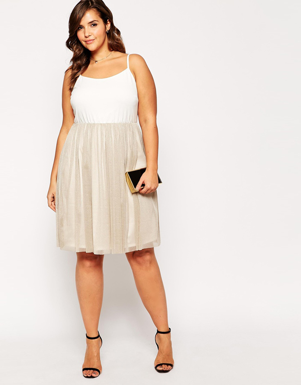 Hen Party Dress Asos Curve Tutu Skater