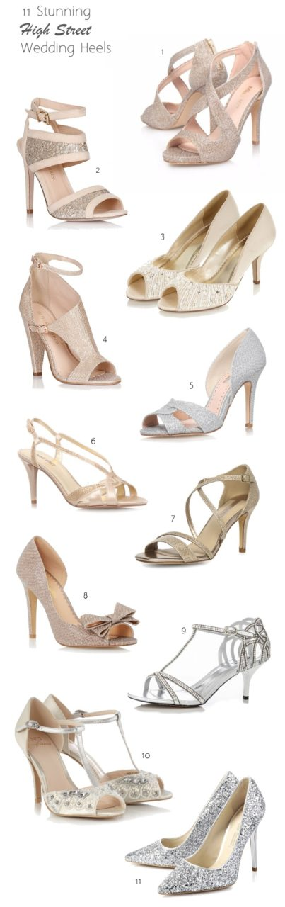 2015 Summer Wedding Shoes