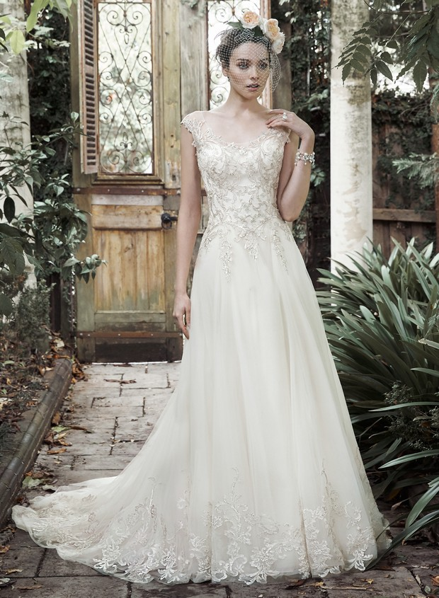 The Mesmerising Maggie Sottero Fall 2015 Collection | weddingsonline