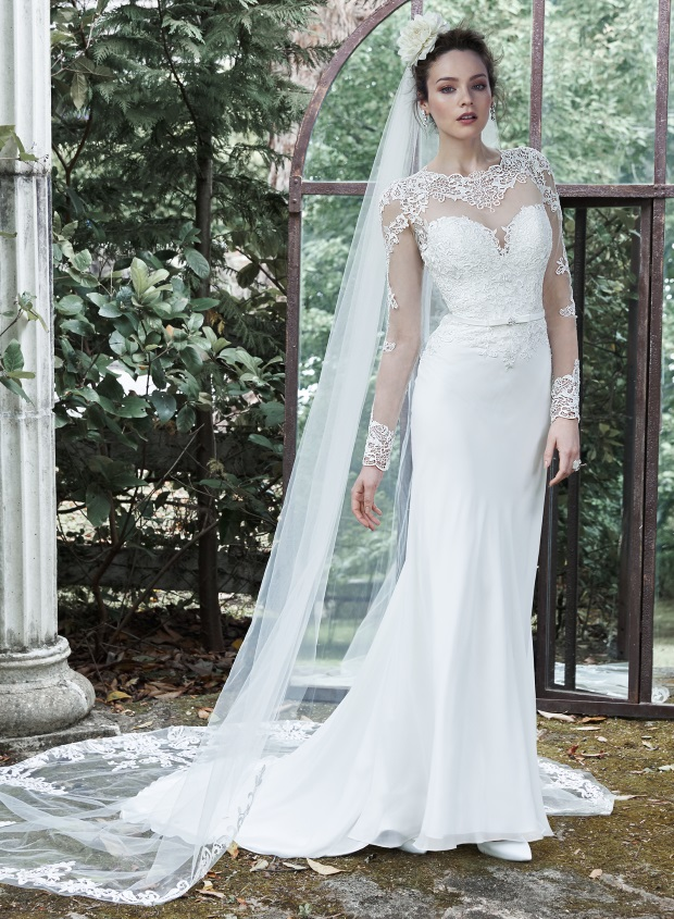 The mesmerising maggie sottero fall 2015 collection for Maggie sottero ireland wedding dress