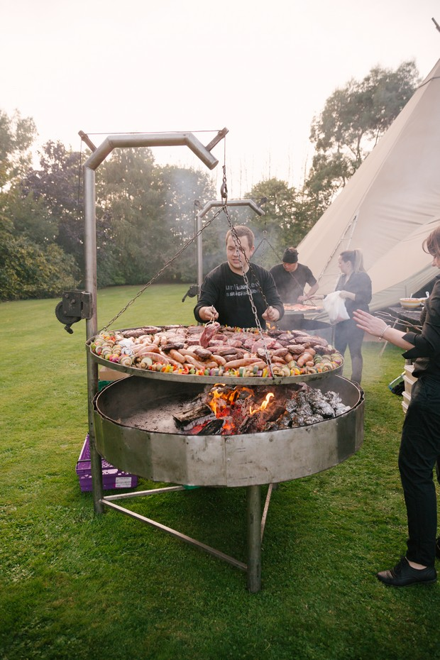 massive-bbq-wedding-ireland-caterers