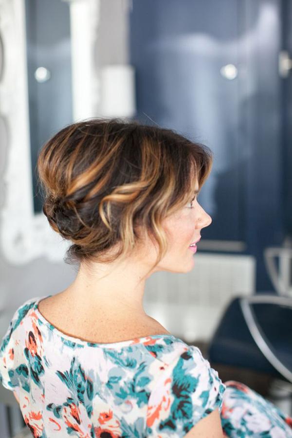 short-updo-bridal-hairstyle