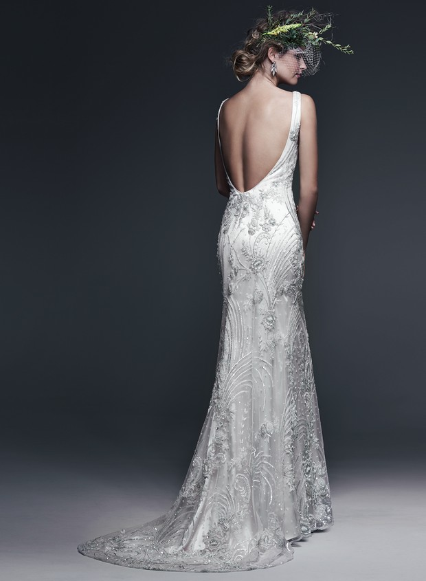 Fall head over heels for sottero midgley 2015 for Maggie sottero ireland wedding dress