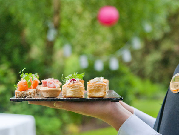 the-glenview-hotel-wedding-canapes