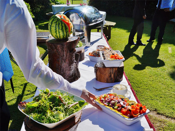 the-glenview-hotel-wedding-food
